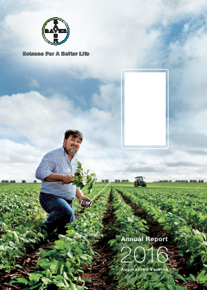 Bayer annual report 2016
