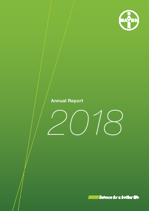 Bayer annual report 2018