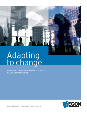 Aegon annual report 2008