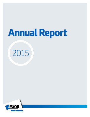 Aegon annual report 2015