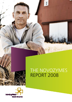 Novozymes annual report 2008