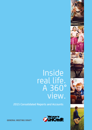 Unicredit annual report 2015