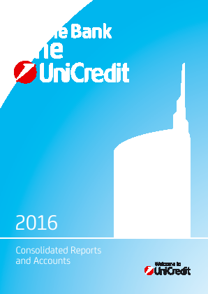 Unicredit annual report 2016