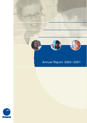 Coloplast annual report 2001