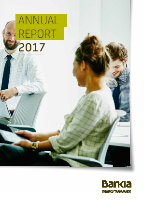 Bankia annual report 2017