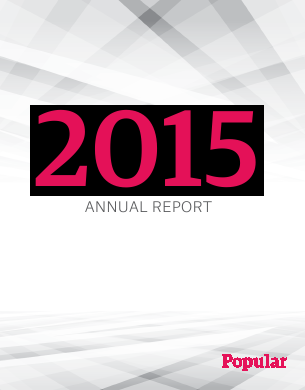 Banco Popular Espanol annual report 2015