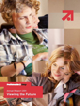 Prosiebensat 1 Media annual report 2011