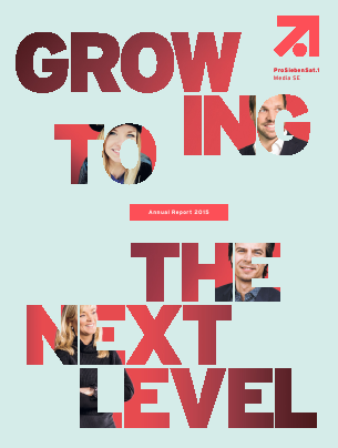 Prosiebensat 1 Media annual report 2015