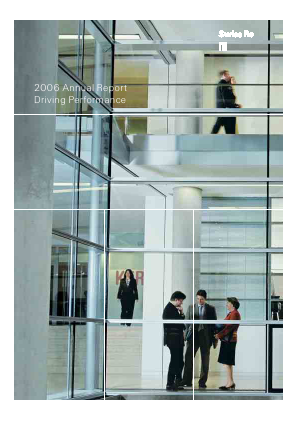 Swiss RE annual report 2006