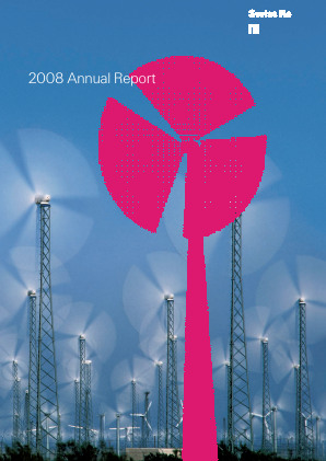 Swiss RE annual report 2008
