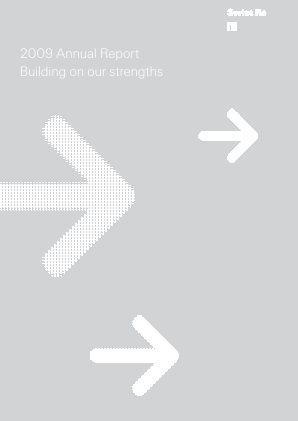 Swiss RE annual report 2011