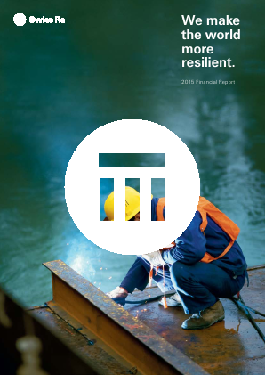 Swiss RE annual report 2015