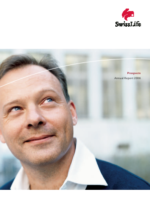 Swiss Life annual report 2006