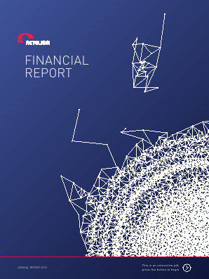 Actelion annual report 2015