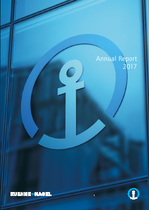 Kuehne Und Nagel International annual report 2017
