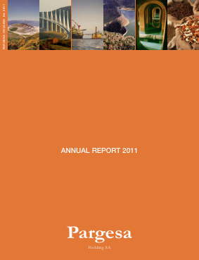 Pargesa annual report 2011
