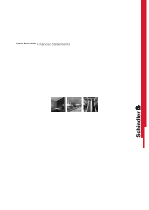 Schindler annual report 2000