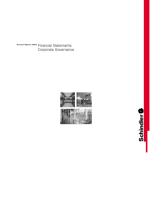 Schindler annual report 2003