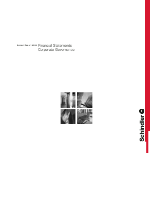 Schindler annual report 2004