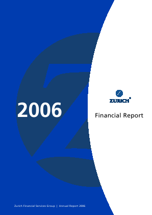 Zurich Insurance Group annual report 2006