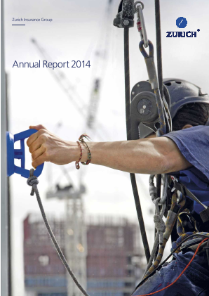 Zurich Insurance Group annual report 2014