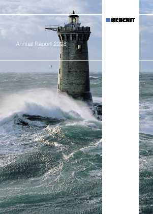 Geberit annual report 2008