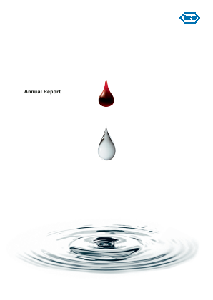 Roche annual report 2012