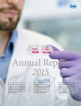 Roche annual report 2015