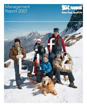Nestl� annual report 2007