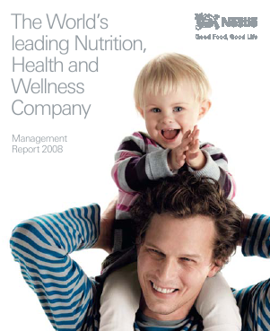 Nestle annual report 2008