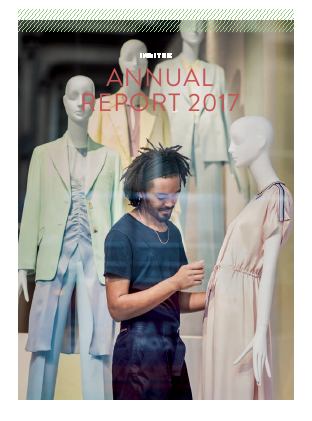 Inditex annual report 2017