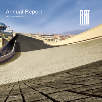 Fiat Chrysler Automobiles annual report 2011