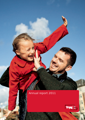 Tryg annual report 2011