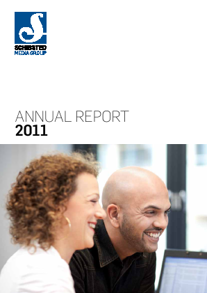 Schibsted annual report 2011