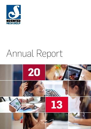 Schibsted annual report 2013