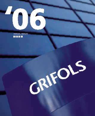 Grifols annual report 2006