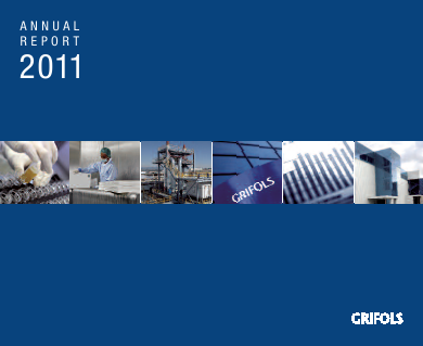 Grifols annual report 2011