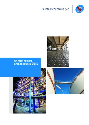 3i Infrastructure Plc annual report 2014