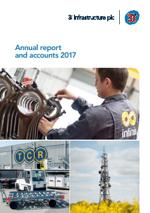 3i Infrastructure Plc annual report 2017