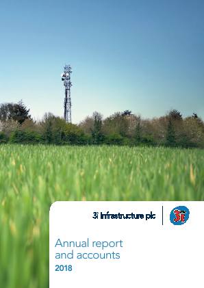 3i Infrastructure Plc annual report 2018