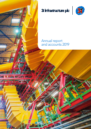 3i Infrastructure Plc annual report 2019