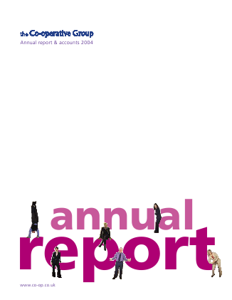 Co-operative Group annual report 2004