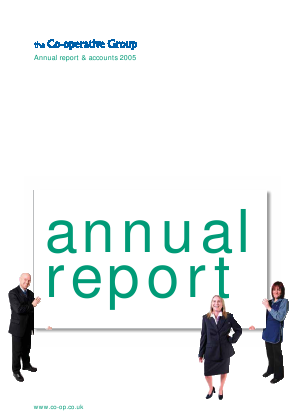 Co-operative Group annual report 2005