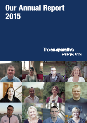 Co-operative Group Ltd annual report 2015