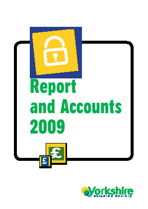 Yorkshire Building Society annual report 2009
