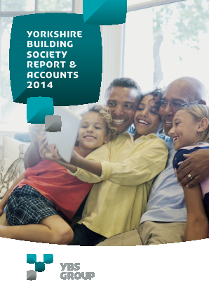 Yorkshire Building Society annual report 2014