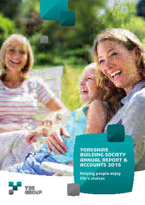 Yorkshire Building Society annual report 2015