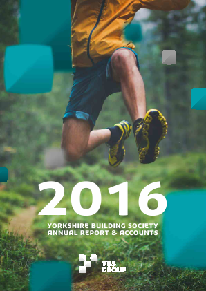 Yorkshire Building Society annual report 2016