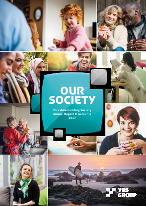 Yorkshire Building Society annual report 2017