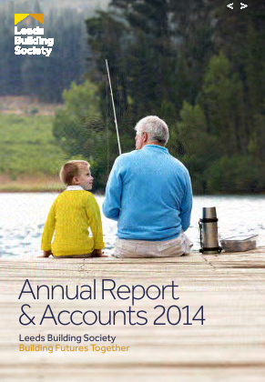 Leeds Building Society annual report 2014